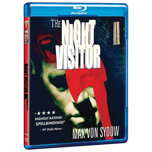 The Night Visitor (Blu-ray)