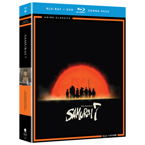 Samurai 7: The Complete Series (combo Blu-ray)