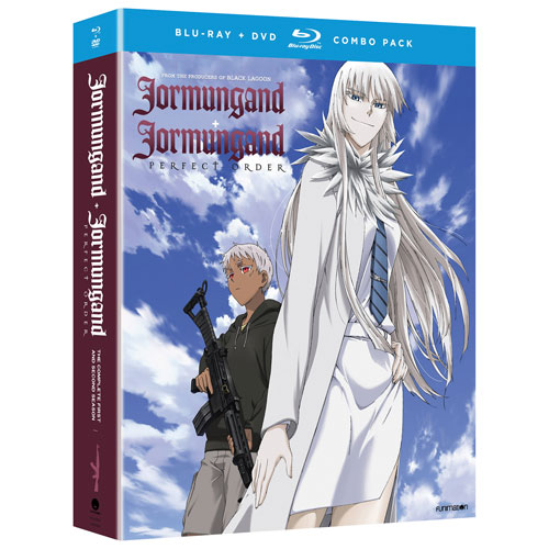 Jormungand & Jormungand Perfect Order: The Complete Series (combo Blu-ray)