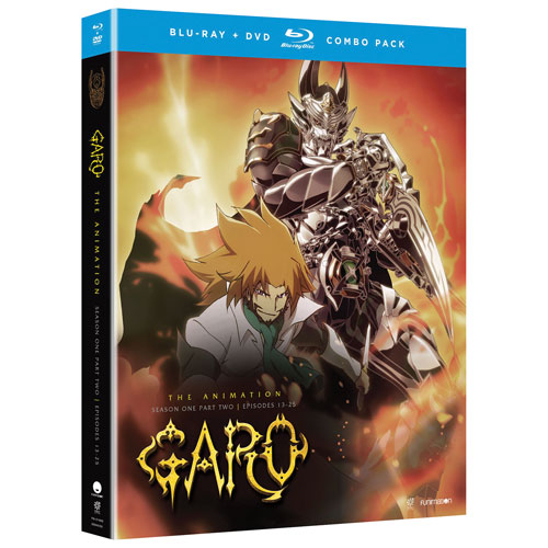 Garo The Animation: saison 1 partie 2 (combo Blu-ray)