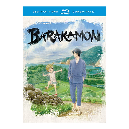 Barakamon: The Complete Series (Blu-ray Combo)