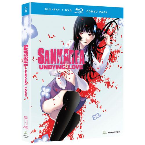 Sankarea: The Complete Series (combo Blu-ray)