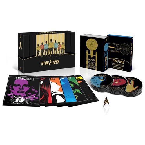 Star Trek 50th Anniversary TV & Movie Collection (Blu-ray)