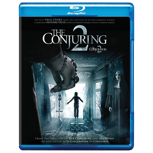 The Conjuring 2 (bilingue) (Blu-ray) (2016)