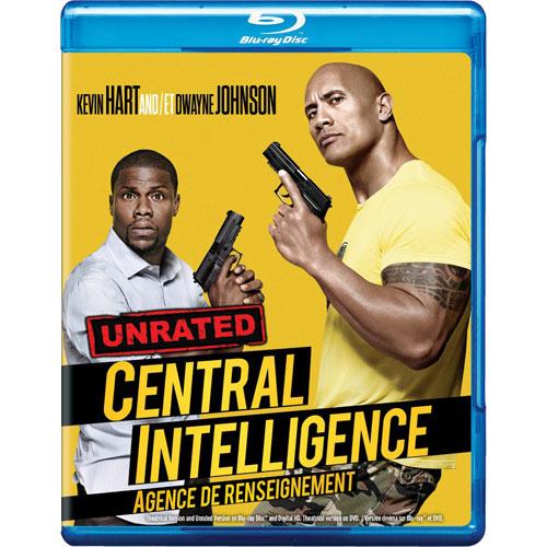 Central Intelligence (bilingue) (combo Blu-ray) (2016)