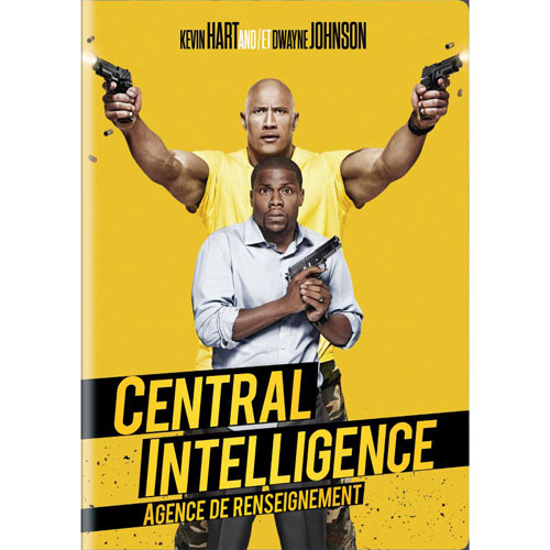 Central Intelligence (Bilingual) (2016)