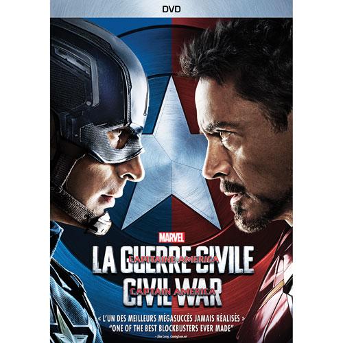 Marvel's Captain America: Civil War (Bilingual) (2016)