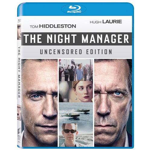 The Night Manager: Season 1 (Blu-ray)