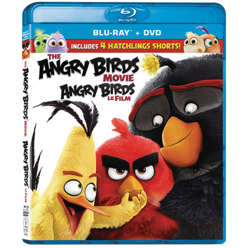 The Angry Birds Movie (Bilingual) (Blu-ray) (2016)