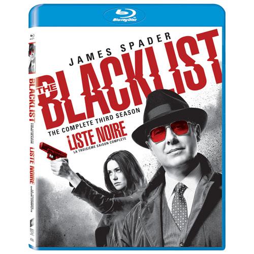 The Blacklist: saison 3 (bilingue) (Blu-ray) (2016)