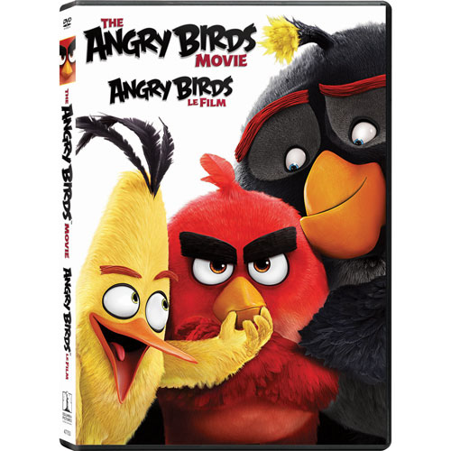 The Angry Birds Movie (Bilingual) (2016)