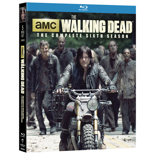 The Walking Dead: The Complete 6th Season (Lenticular Packaging)