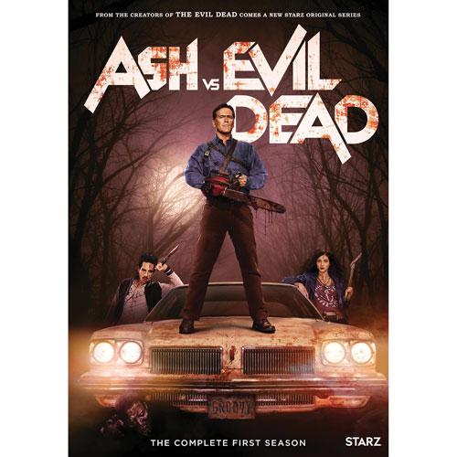 Ash vs. Evil Dead: l'intégrale de la première saison