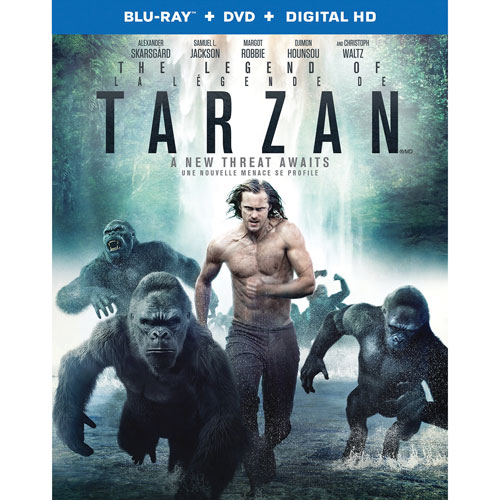 The Legend Of Tarzan (bilingue) (combo Blu-ray) (2016)