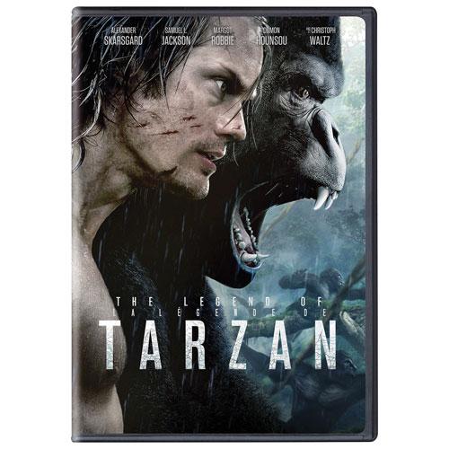The Legend Of Tarzan (bilingue) (2016)