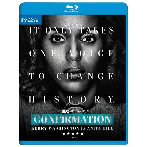 Confirmation (Blu-ray) (2016)