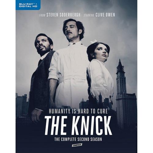 The Knick: saison 2 (Blu-ray) (2016)