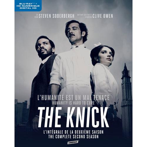 The Knick: Season 2 (French) (Blu-ray) (2016)