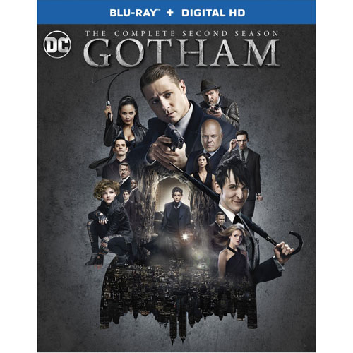 Gotham: l'intégrale de la deuxième saison (Blu-ray)