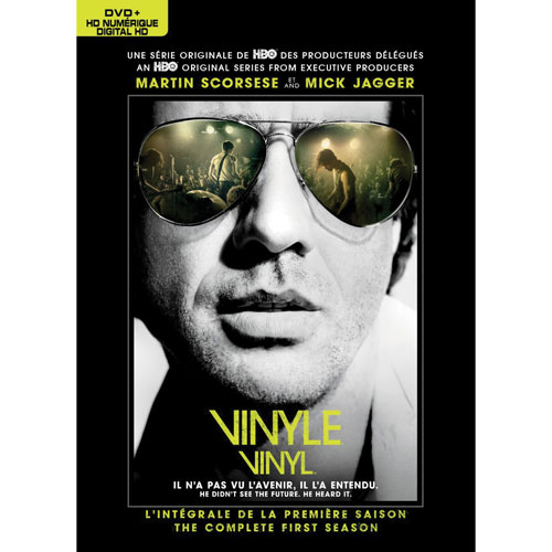 VINYL: The Complete First Season (French)