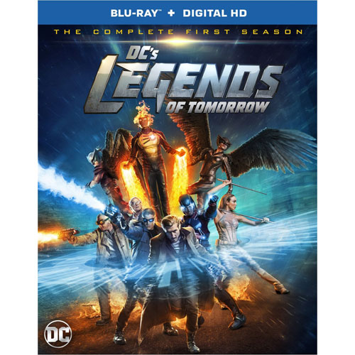 DC's Legends of Tomorrow: The Complete First Season (Blu-ray)
