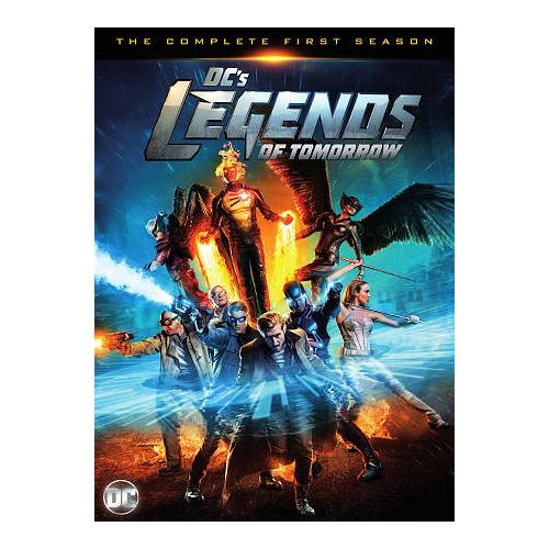DC's Legends of Tomorrow: l'intégrale de la première saison