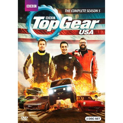 Top Gear USA: saison 5