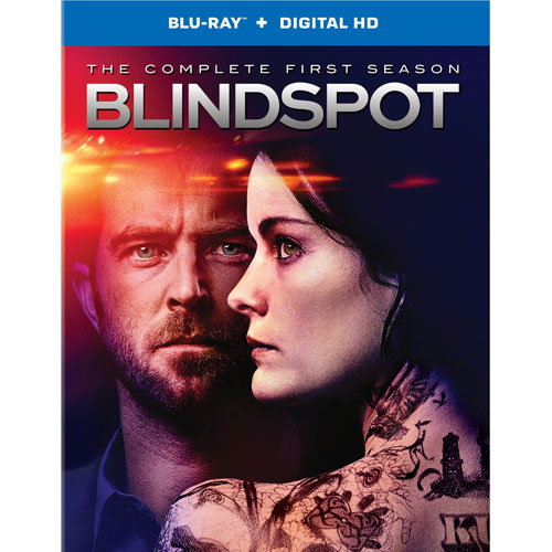 Blindspot: The Complete First Season (Blu-ray)