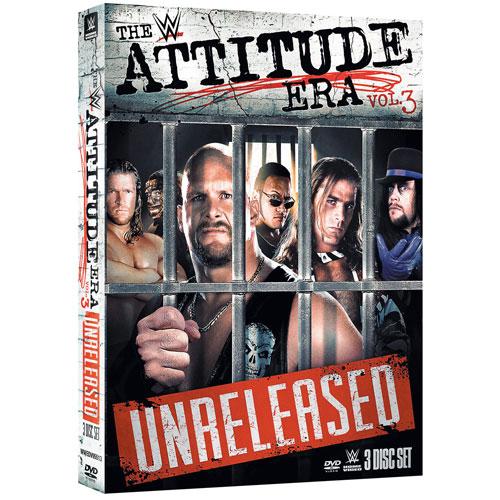 WWE: Attitude Era Unreleased Vol. 3