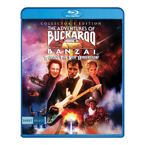 Adventures Of Buckaroo Banzai Across (combo Blu-ray) (1984)