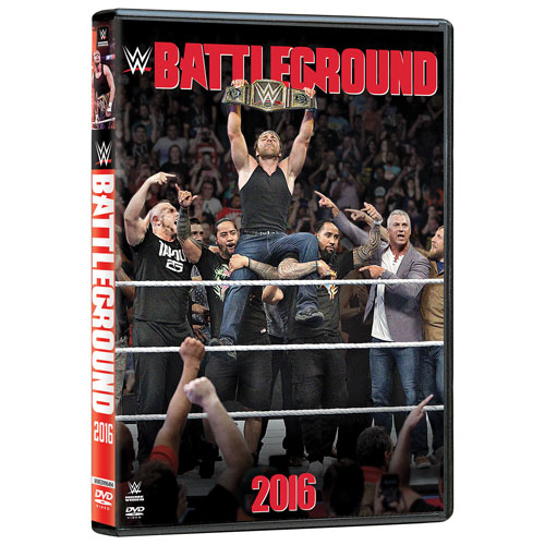 WWE 2016: Battleground 2016