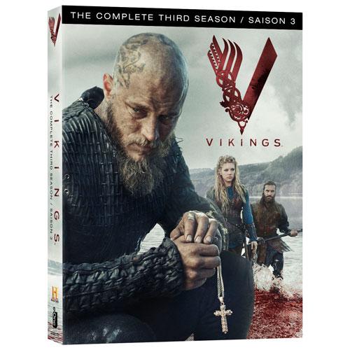 Vikings: saison 3 (bilingue)