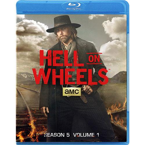 Hell on Wheels: saison 5 Volume 1 (Blu-ray)