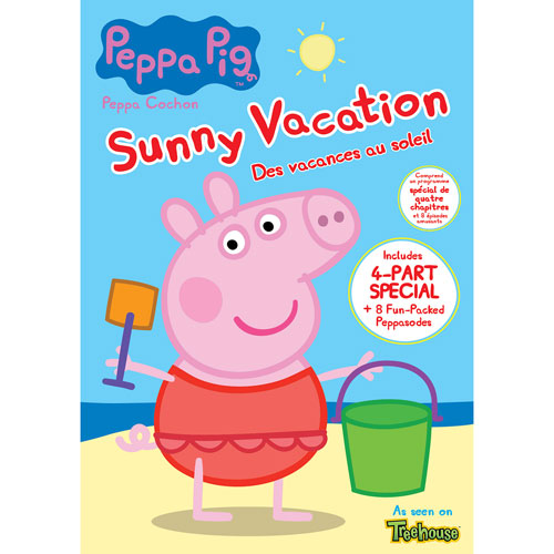 Peppa Pig - Sunny Vacation