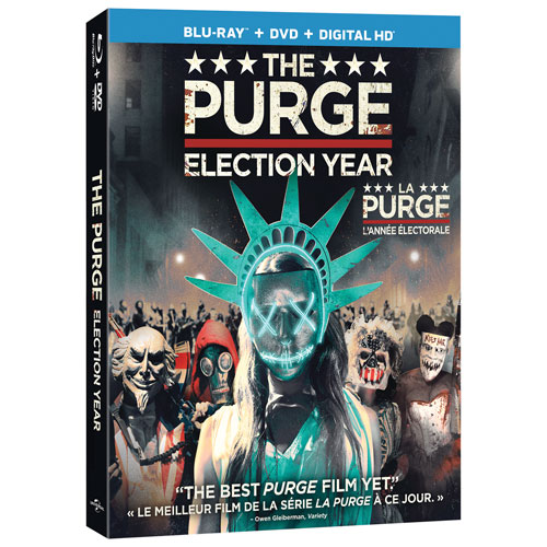 The Purge Election Year (Blu-ray) (2016)