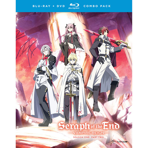 Seraph of the End: Vampire Reign saison 1 partie 2 (combo Blu-ray)