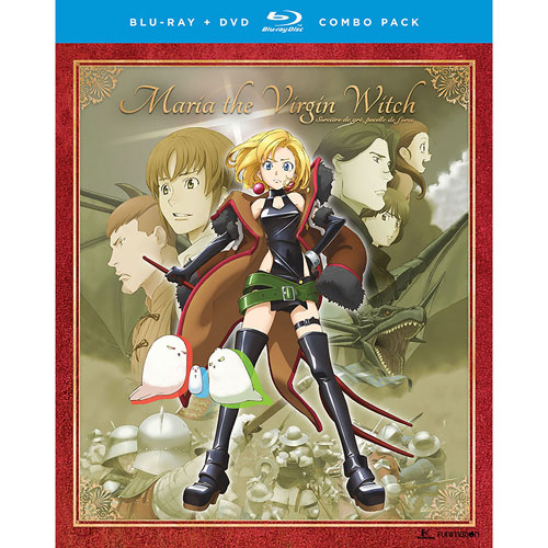 Maria the Virgin Witch - The Complete Series (Blu-ray Combo)
