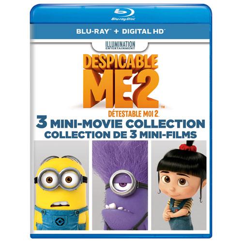 Despicable Me 2 Mini Movie Collection (Blu-ray)
