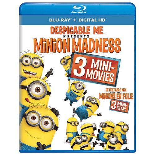 Despicable Me Presents Minion Madness (Blu-ray)