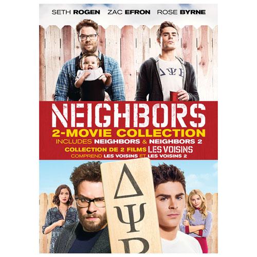 Neighbors & Neighbors 2 Collection