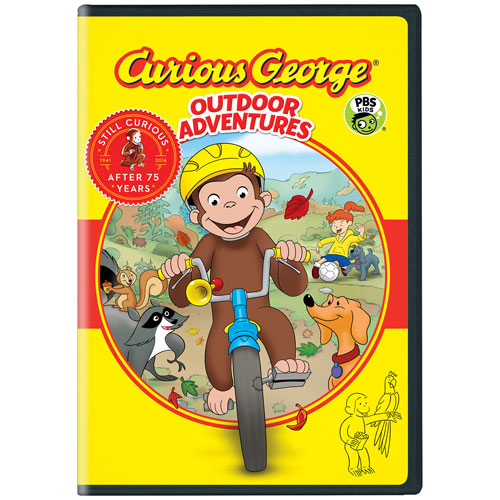 Curious George Outdoor Adventures