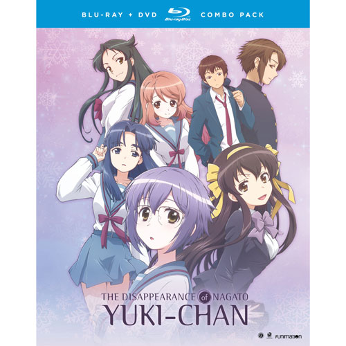 Disappearance of Nagato Yuki-Chan (Blu-ray Combo)