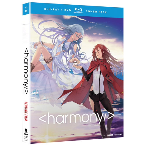Project Itoh: Harmony (Blu-ray Combo)