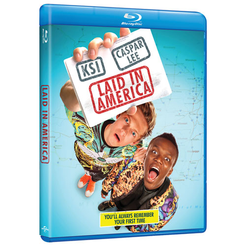 Laid in America (Blu-ray)