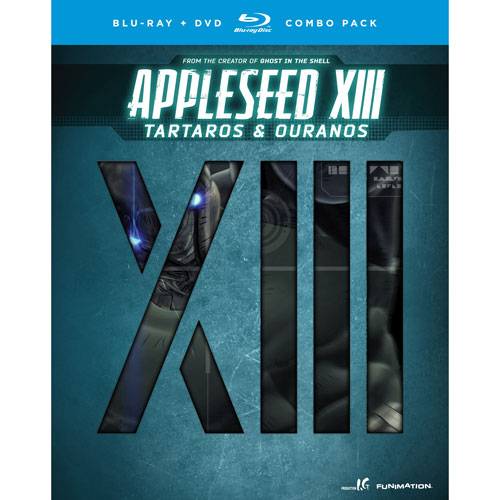 Appleseed XIII (Blu-ray)