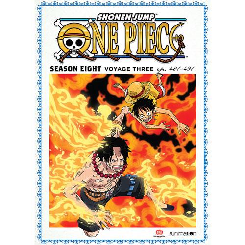 One Piece: saison 8 Voyage 3