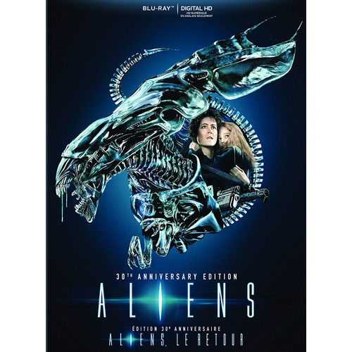 Aliens (30th Anniversary Edition) (Blu-ray Combo)