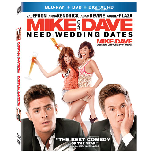 Mike and Dave Need Wedding Dates (combo Blu-ray) (2016)