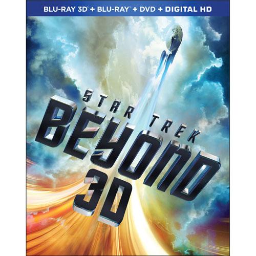 Star Trek Beyond (3D Blu-ray Combo) (2016)