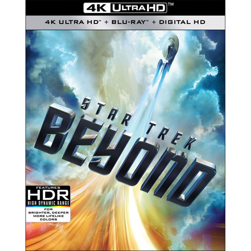 Star Trek Beyond (Ultra HD 4K) (combo Blu-ray) (2016)